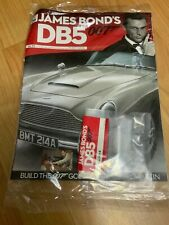 BUILD YOUR OWN EAGLEMOSS JAMES BOND 007 1:8 ASTON MARTIN DB5 ISSUE 36