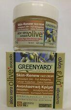 Greenyard Naturals Anti-Ageing Skin-Renew Face Cream SPF 6 (50ml) EXPRESS P&P
