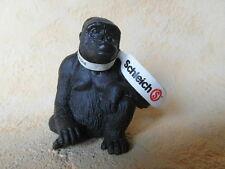 Schleich 14197 gorila hembra con bandera
