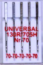Milward Nähmaschinennadeln Stärke 70-100 5er Packung