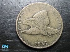 1857 Flying Eagle Cent  --  MAKE US AN OFFER!  #B8346