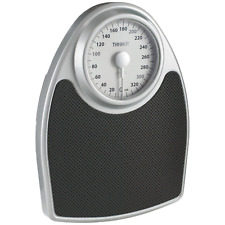 Thinner Extra-Large Dial Analog Precision Bathroom Scale, Analog Bath Scale - Up