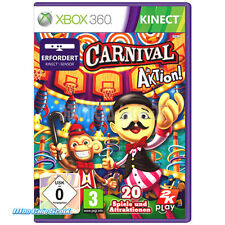 XBox 360 Carnival Games: In Aktion (Kinect erforderlich) - NEU