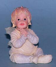 "Boyds Bears resin Fairietots"" #36262 ""Happy"" baby fairy NIB year round, 2003"