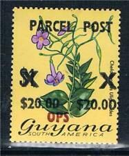 Guyana 1981 Parcel Post SG OP 2 MNH