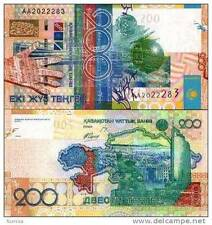 Kazakhstan - 200 Tenge - UNC currency note