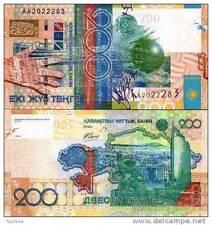 Kazakhstan - 200 Tenge - UNC currency note