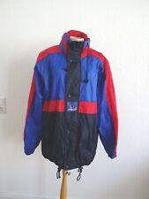 Vintage Retro Marcel Clair Regenjacke Windjacke Funktionsjacke Nylon 80s 90s - M