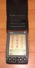 Palm Iiix Handheld Pda + Stylus + Flip Cover + Warranty Vintage