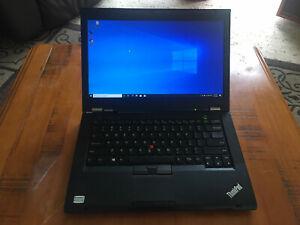 Lenovo Thinkpad T430 i7-3720QM QUAD CORE 256GB SSD HD+ 1600x900 DVD