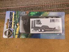 Ho Scale Ghq Road Master Light Utility Trailer Kit