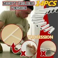 14Caulking Finisher Silicone Sealant Nozzle Glue Remover Scraper Caulking Nozzle