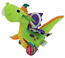 Lamaze Clip and Go Flip Flap Dragon Toy