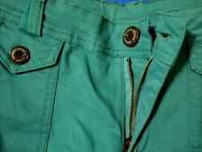 NWOT - Teal Green Shorts by Element, sz 7