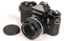Nikon Nikkormat FT3 w/50mm F2 AI Nikkor Lens - Nice Set Up