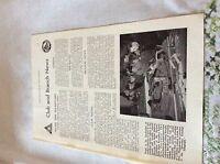 m11b ephemera 1956 article meccano club barkers butts boys secondary school