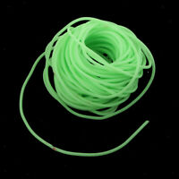 3pcs Fishing Luminous Tube Tubing for Carp Sea Rigs & Rig Lures Attract Fish