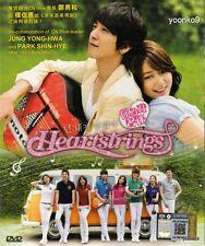 Heartstrings _  Korean (TV series) English Sub _ DVD _ Region 0 _ Park Shin-hye