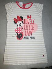 """Pyjama COTON  fille 3/4 ans  """" MINNIE """"   chemise de nuit"""