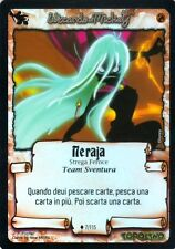 WIZARDS OF MICKEY Neraja 7/115 FOIL RARE ITA NEAR MINT