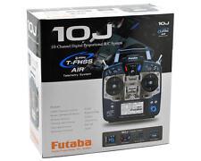 FUTABA 10JH 10J 10CH 2.4GHZ FHSS RADIO SYSTEM TX RX W/ R3008SB S BUS FUTK9201 !!
