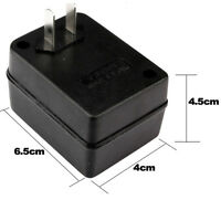 50W Step Up Voltage Converter Transformer AC 110V to 220V Adapter
