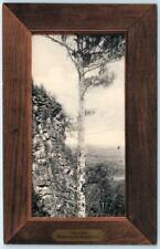 "GREAT BARRINGTON, Massachusetts  MA    ""The Cliff""  MONUMENT MOUNTAIN   Postcard"