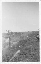 Deutscher Vorstoß LKW in den Ardennen bei Sedan Frankreich