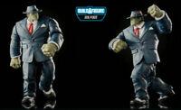 Marvel Legends Gamerverse: Wave 2 Hulk Joe Fixit BAF 100% COMPLETE (LOOSE) 2020