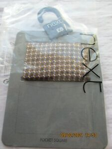 Pocket Square / Handkerchief Linen Next Brand New