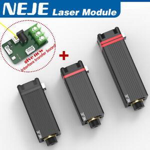 3.5w/7w/20w Laser Module head for laser Cutting Engraving Machine DIY engraver