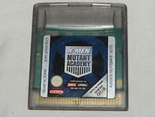X-MEN MUTANT ACADEMY NINTENDO GAME BOY GIOCO GAMEBOY COLOR