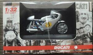 DUCATI 500 GP 1971 SCALA 1:32 NEW RAY TOYS MIB