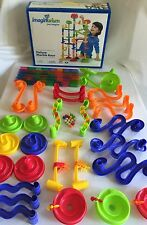 Deluxe Marble Race Run Set Imaginarium 99pc