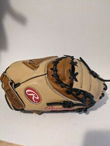 "Rawlings Champion Series CSCMFPY Youth 33"" Fastpitch Catcher's Mitt"