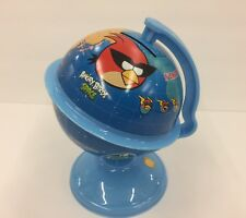 Imported Angry Birds SPACE Tin Piggy Banks Globe