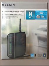 Belkin N150 150 Mbps 4-Port 10/100 Wireless N Router (F6D4230-4)