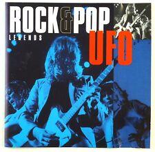 CD - UFO  - Rock & Pop Legends - A4657