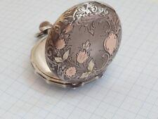 Orologio raro tasca argento