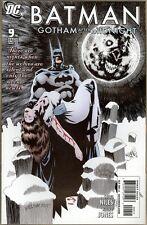 Batman: Gotham After Midnight #9 - VF+