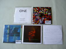 MATTHEW HERBERT job lot of 5 promo CDs One One A Nude: The Perfect Body Strong