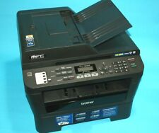 Brother MFC-7860DW All-in-One Laser Printer (TESTED - 14 PAGES PRINTED)