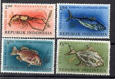 Butterflies Indonesian Stamps