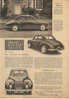 MG Magnette Period Road Test Reprinted from Autocar 1954