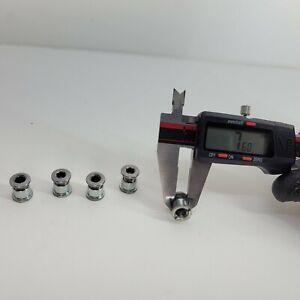 Shimano FC-A416 RSX Crank Arm Fixing Bolts 5 Bolts & Nuts C3