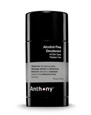 Anthony Alcohol Free Deodorant 2.5 oz
