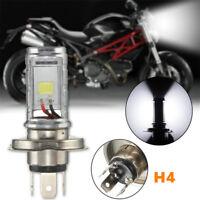 12W H4 LED Light Motorcycle Lamp Bulb Hi/Lo Beam Front Headlight For Kawasaki DE