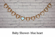 BABY SHOWER PARTY MATERNITY BUNTING NURSERY PREGNANCY  PHOTO GARLAND