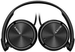 Sony MDRZX110NC Noise Cancelling Headphones, Black NEW