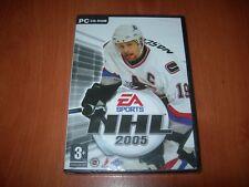 NHL 2005 PC (EDICIÓN ESPAÑOLA PRECINTADO)